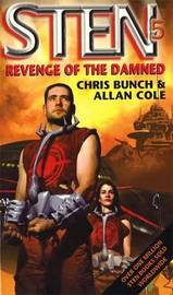 Revenge Of The Damned by Chris Bunch image