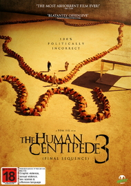 Human Centipede 3: Final Sequence DVD