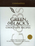 """""""Green and Black's"""" Chocolate Recipes: from the Cacao Pod to Muffins, Mousses and Moles"""