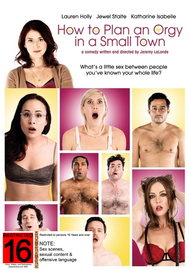 How To Plan An Orgy In A Small Town on DVD