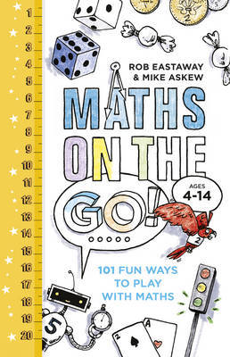 Maths on the Go by Rob Eastaway image
