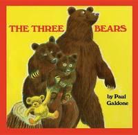 The Three Bears Big Book by Paul Galdone