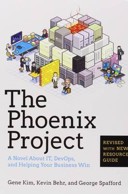 The Phoenix Project by Gene Kim image
