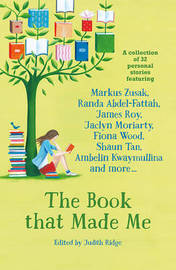 The Book that Made Me by Various ~ image