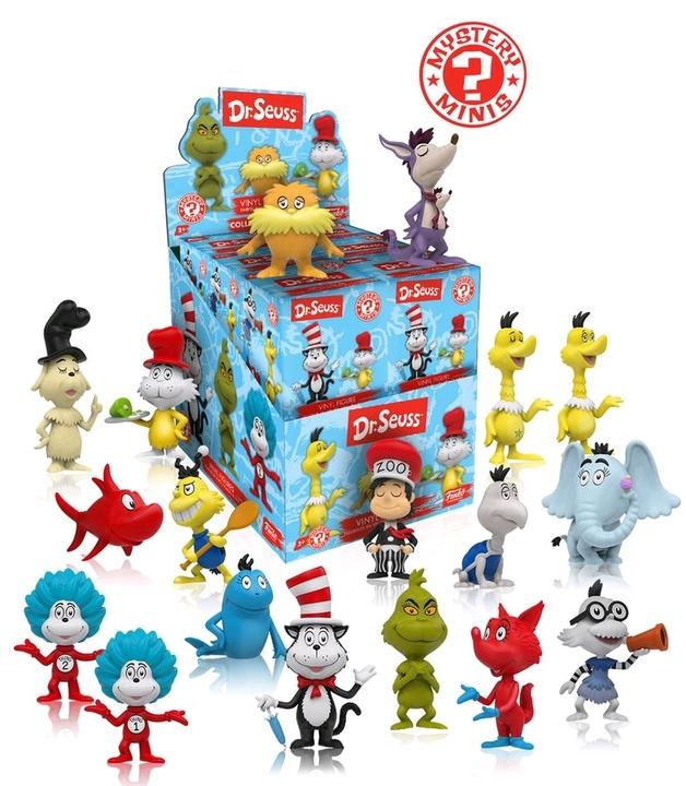 Dr Seuss - Mystery Minis Vinyl Figure (Blind Box)