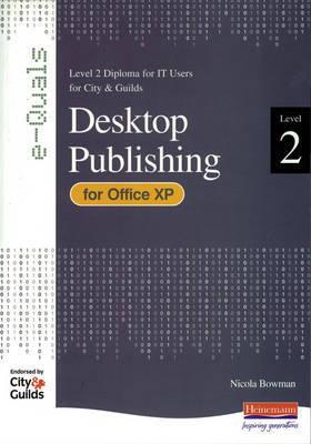 e-Quals Level 2 Office XP Desktop Publishing