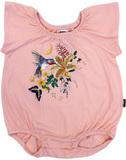 Bonds Frilly Bubblesuit - Intergalactis Bouquet - 0-3 Months