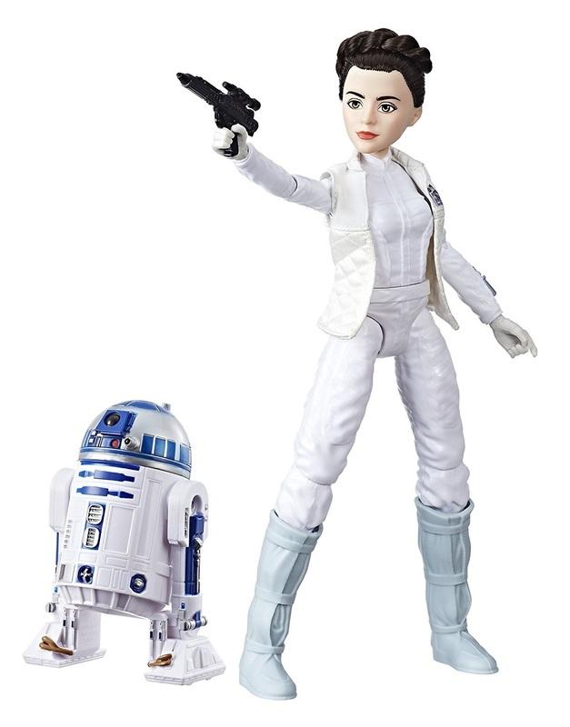 Star Wars: Forces of Destiny - Leia Organa