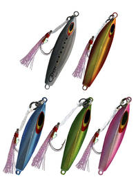 Catch 20gram The Exhilarator Microjig Green Reaper image