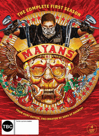 Mayans M.C. - The Complete First Season (Mighty Ape Exclusive) on Blu-ray