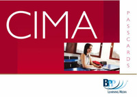 CIMA - P4: Organisational Management and Information Systems: Passcards: Managerial paper P4 by BPP Learning Media image