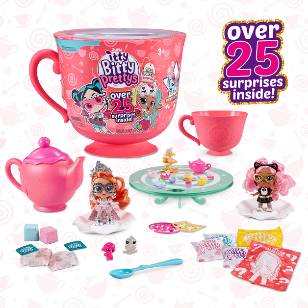 Zuru: Itty Bitty Pretty's Giant Teacup Surprise