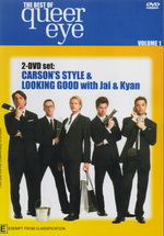 Queer Eye For The Straight Guy - The Best Of: Vol. 1 (2 Disc Set) on DVD