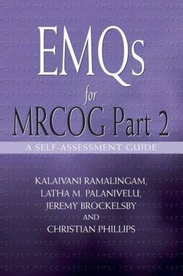 EMQs for MRCOG Part 2 by Kalaivani Ramalingam image
