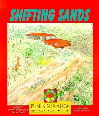 Shifting Sands by Anne Davis image