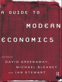 A Guide to Modern Economics image