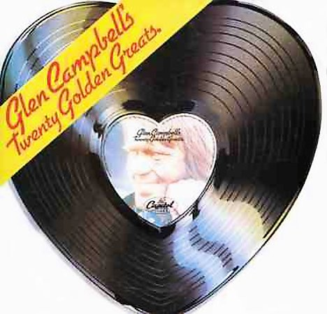 20 Golden Greats by Glen Campbell image