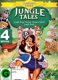 Jungle Tales on DVD