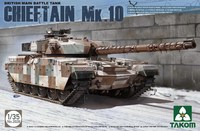 Takom 1/35 British MBT Chieftain Mk.10 Model Kit