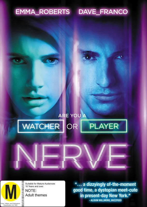 Nerve on DVD