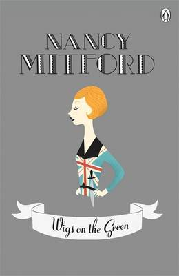 Wigs on the Green by Nancy Mitford image