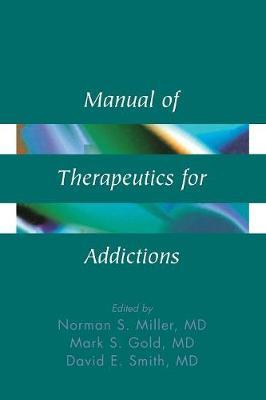 Manual of Therapeutics for Addictions image