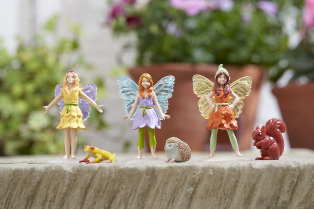 My Fairy Garden & Friends - 3-Pack