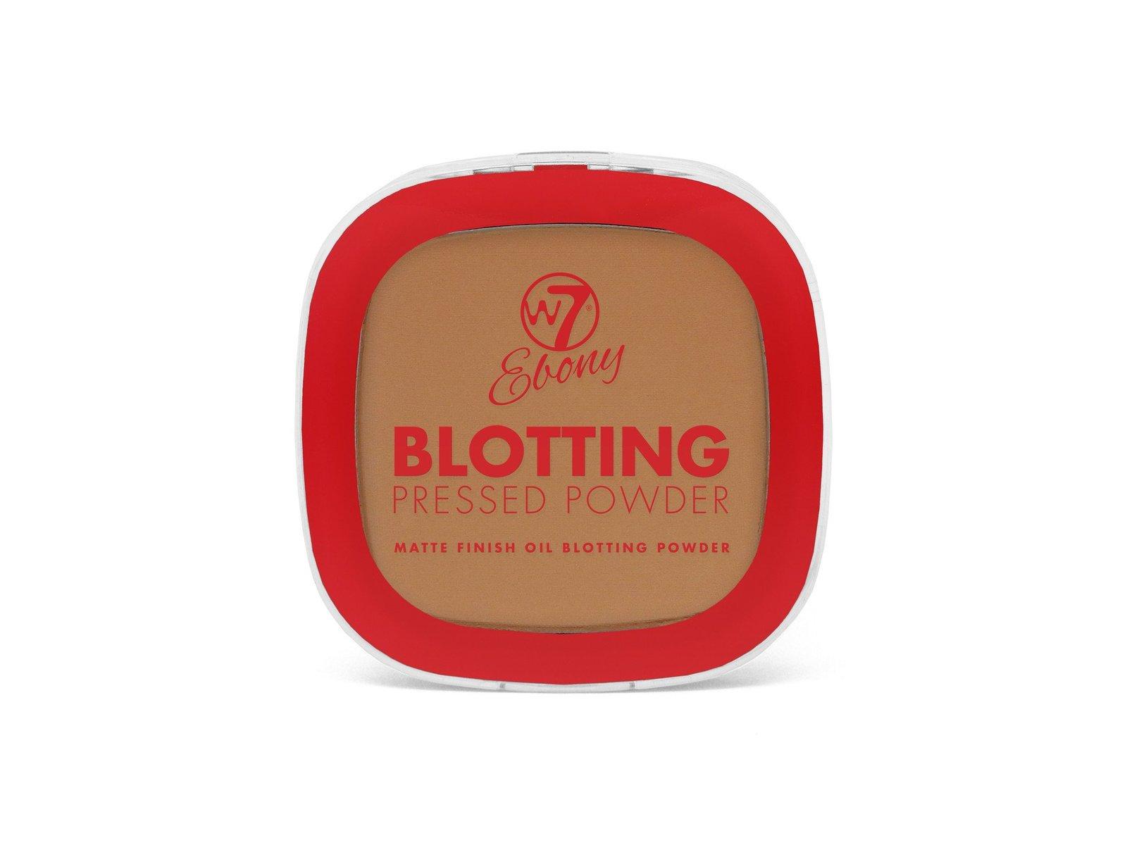 W7 Ebony Blotting Powder (Medium) image