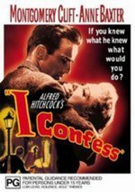 I Confess on DVD