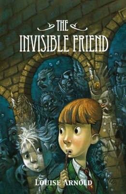 Invisible Friend by Louise Arnold image