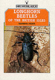 Longhorn Beetles of the British Isles by Norman Ernest Hickin image