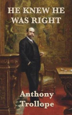 He Knew He Was Right by Anthony Trollope image