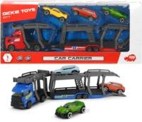 Dickie Toys: Diecast Playset - Car Transporter