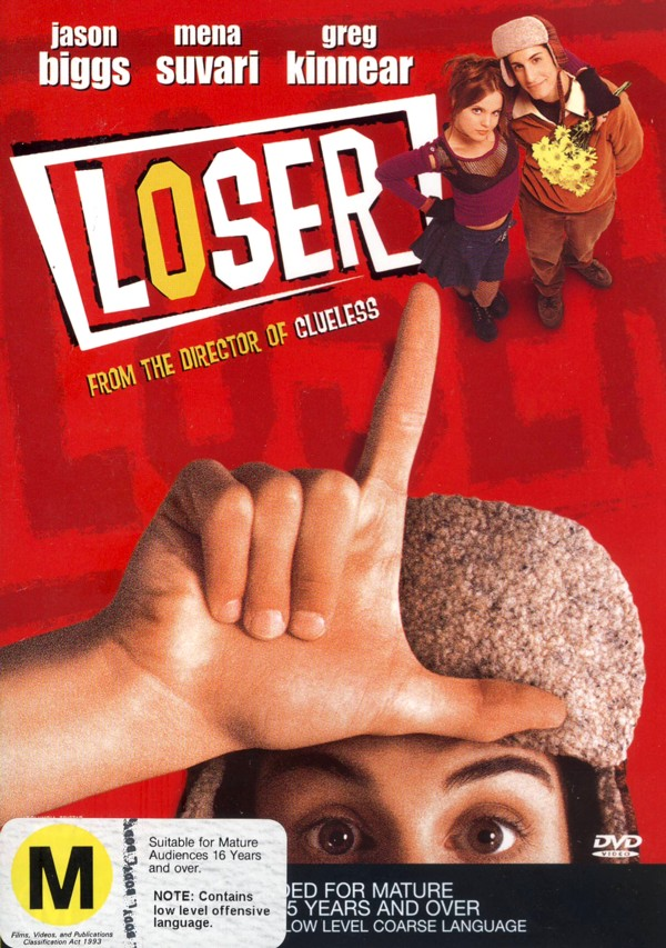 Loser on DVD image