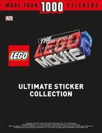 The Lego(r) Movie 2 Ultimate Sticker Collection by DK