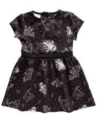 Sourpuss So Cute Its Spooky Kids Dress (6T)