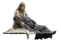 The Hobbit: Galadriel & Gandalf: Dol Guldur - Environment Statue