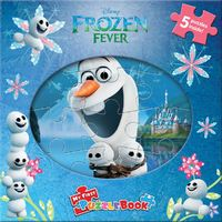 Frozen Fever – My First Puzzle Book