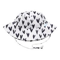 Bumkins: Sun Hat - Hearts/Large image