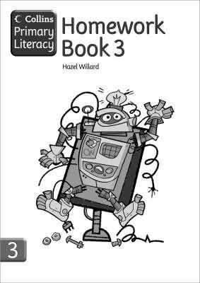 Homework Book 3 by Hazel Willard image