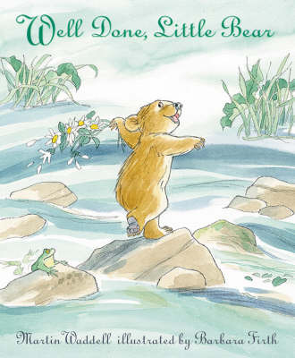 Well Done, Little Bear by Martin Waddell image