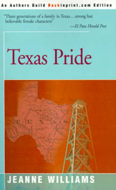 Texas Pride by Jeanne Williams image