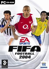 FIFA 2004 for PC