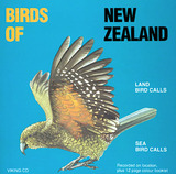Birds of New Zealand by Various Artists