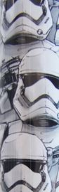 Star Wars: Rolled Wrapping Paper - Stormtrooper
