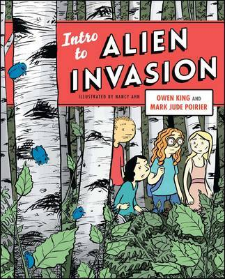 Intro to Alien Invasion by Owen King image