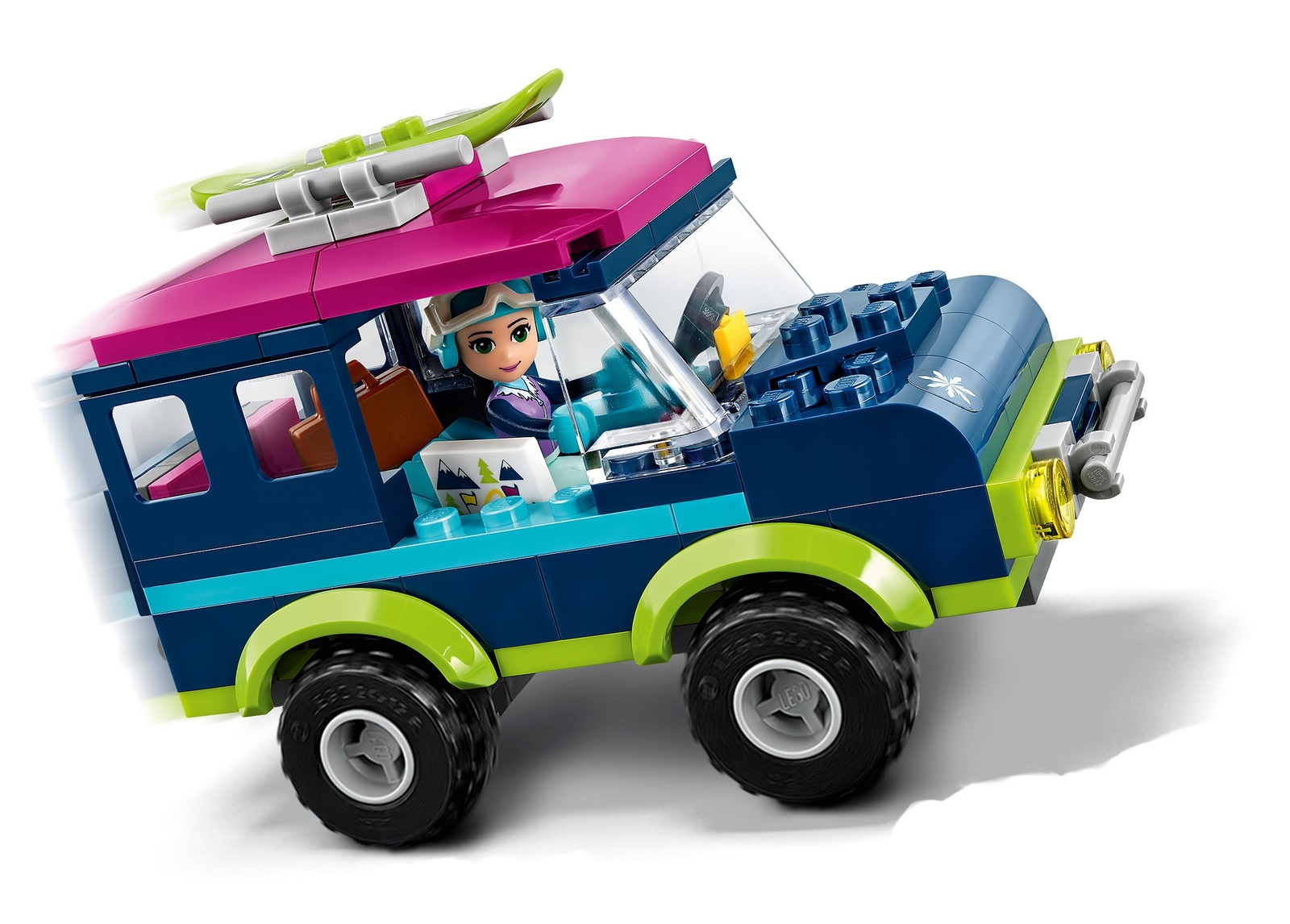LEGO Friends - Snow Resort Off-Roader (41321) image