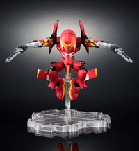 NXEDGE STYLE: Evangelion EVA-02 + S Equipment - Articulated Figure