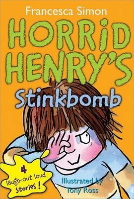 Horrid Henry's Stinkbomb by Francesca Simon