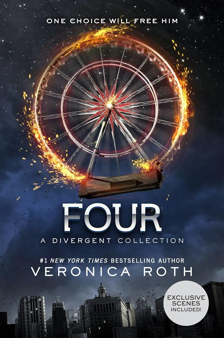 Four by Veronica Roth image